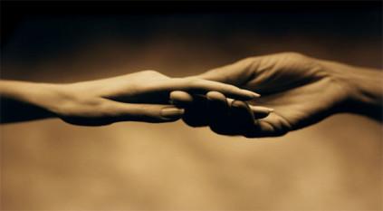 mother's hands
